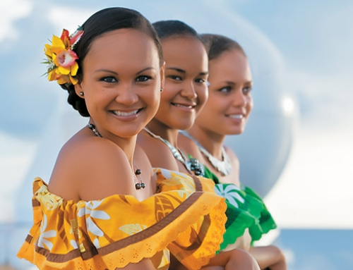 Visit Tahiti and the South Pacific on the Paul Gauguin