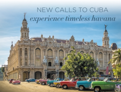 Sail from Miami to Cuba to Hawaii!