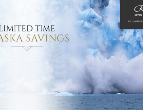 Alaska Super Sale on Regent Seven Seas Mariner