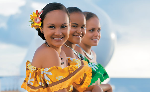 Kama'aina Visit Tahiti and the South Pacific on the Paul Gauguin
